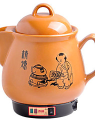 Chidewang 6L Automatic Health Pots Multi - Functional Pottery Environmental Protection Pot Pot Decoction