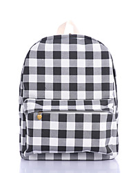 Unisex Cotton Casual Backpack
