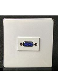 Free Socket Panel Projector Socket Vga Wall Plug