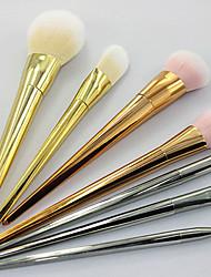 7 Conjuntos de pincel Escova de Nailom Profissional / Portátil Plastic Rosto / Olhos / Lábio Outros