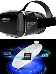 Virtual Reality Headset Vr Shinecon 3d Movie Game Glasses VR Box Remote Gamepad