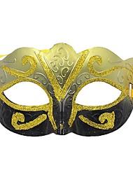1pc le masque pour costume de halloween couleur aléatoire