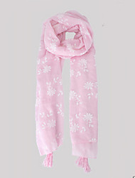 Women Cotton Scarf,Casual Rectangle