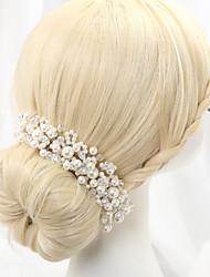 Women's Alloy / Imitation Pearl Headpiece-Wedding Headbands