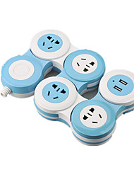 Creative Smart Home Socket (Note Blue  White)