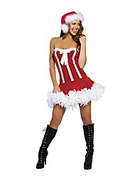 Cosplay Kostüme Rot Terylen Cosplay Accessoires Weihnachten / Karneval