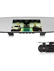 PAPAGO M30 Ambarella A8 1080p DVR de voiture 5 pouces Écran OV4689/OV9712 Dash Cam