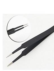 acier inoxydable anti- - pincettes statiques