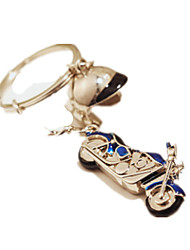Key Chain Motorcycle Metal