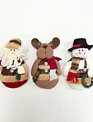 alta qualidade brinquedos de Natal tumbler / enfeites de natal