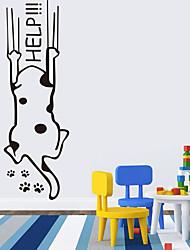 Kitten Cartoon Wall Stickers Living Room Bedroom Decoration Wall Stickers