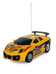 Car Racing 9803 1:12 Brushless Electric RC Car 40km/h 2.4G Yellow Ready-To-Go Remote Control Car / USB Cable / User Manual