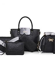 Women Cowhide Outdoor / Office & Career Bag Sets