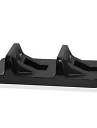station de charge PS4 - double station d'accueil chargeur usb pour PS4 (envoyer une paire pouce poignées de bâton casquette)