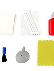 6-in-1 Air-Blowing  Lens Brush  Cleaning Cloth Cleaning Kit