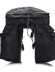 Sac de VéloSac de Porte-Bagage/Double Sacoche de VéloEtanche / Bande réfléchissante / Résistant aux Chocs / Vestimentaire / Réfléchissant
