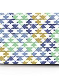 "Case for Macbook 13"" Macbook Air 11""/13"" Macbook Pro 13"" MacBook Pro 13"" with Retina display Geometric Pattern Plastic Material Geometric Pattern"