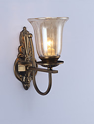 Modern/Contemporary Electroplated Feature for LEDAmbient Light Wall Sconces Wall Light