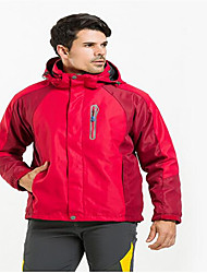 Sports Ski Wear Windbreakers Men's Winter Wear Cotton Winter Clothing Waterproof / Thermal / Warm / Windproof / Static-freeSpring /