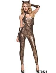 Costumes de Cosplay Café Cuir verni Accessoires de cosplay Halloween / Carnaval / Fête d'Octobre