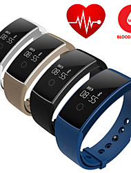 Bluetooth Smart Bracelet Heart Rate Monitor Wristband IP67 Waterproof Sports Fitness Tracker Watch for Android IOS