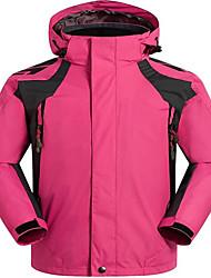 Sportif Tenue de Ski Coupe-vent Enfant Tenue d'Hiver Coton Vêtement d'Hiver Etanche / Garder au chaud / Pare-vent / Anti statique