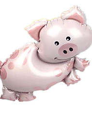 Balloons Pig Aluminium For Boys / For Girls 5 to 7 Years / 8 to 13 Years / 14 Years & Up