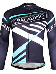 Ilpaladin Sport Men Long Sleeve Cycling Jerseys  CX732