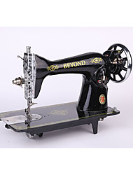 sewing machine/black/1set/metal machine/hand movement/family