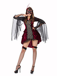 Queen Festival/Holiday Costumes Dress / Leg Warmers / Mask  Female Polyester