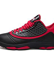 Femme-Extérieure / Sport-Bleu / Rouge / Noir et rougeConfort-Chaussures d'Athlétisme-Tulle / Microfibre