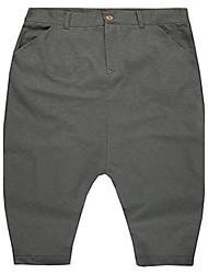 Trenduality® Men's Shorts Pants Black / Gray / Green / Dark Blue-55009
