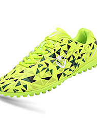 Men's Sneakers Spring / Fall Comfort PU Athletic Flat Heel Others / Lace-up Black / Black and White Sneaker