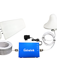 Lintratek GSM 900MHz Cell Phones Signal Booster GSM Repeater Amplifier set for Airtel/Tele2/Movistar/Claro/Bell