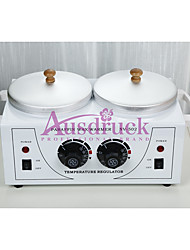NEW Design Wax Warmer Double Heater Paraffin Skin Care Machine