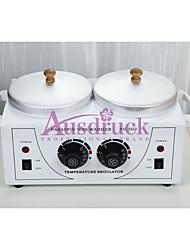 nouvelle cire de conception plus chaud double chauffage machine à la paraffine de soins de la peau