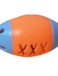 Dog Pet Toys Squeaking Toy Squeak / Squeaking Purple / Orange Plastic