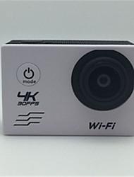 SJ8000S Caméra d'action / Caméra sport 20MP 4608 x 3456 WiFi Ajustable Imperméable Sans-Fil Grand angle 30ips Non ± 2EV 2 CMOS 32 Go H.264