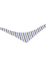 Cat Dog Bandanas & Hats Dog Clothes Spring/Fall Stripe Reversible