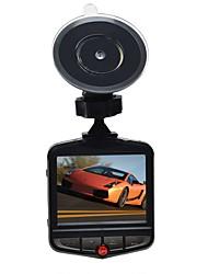 209 720p HD 1280 x 720 1080p 140 Gradi Automobile DVR 2,4 pollici Dash Cam Modalità parcheggio assistito Registratore