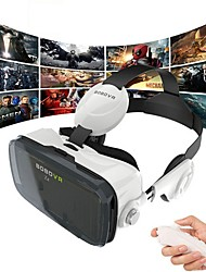 Hot Sale! Google Cardboard BOBOVR Z4 Gafas Realidad Virtual BOBO VR for 4.7-6.2 inch Smartphone with Bluetooth Controller