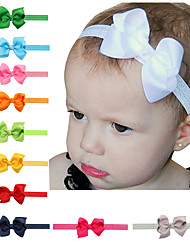 20Pcs/set Baby Girls Hair Bows Hairband Todder Hair Accessories Infant Headband