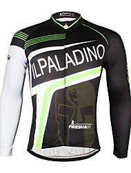 Ilpaladin Sport Men Long Sleeve Cycling Jerseys  CX730