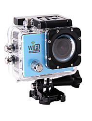 G550 Sports Action Camera / Waterproof Housing 14MP 1920 x 1080 WiFi / wireless / Wide Angle 2 CMOS 32 GB Single Shot / Burst Mode 30 M