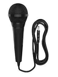 6 in 1 Wired Microphone Mic Set for Nintendo Wii/Wii U/PS3/PS2/Microsoft Xbox360/PC
