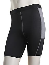 Hombre Shorts de running Secado rápido Antibacteriano Cómodo Reductor del Sudor Pantalones/Sobrepantalón Leggings Prendas de abajo para