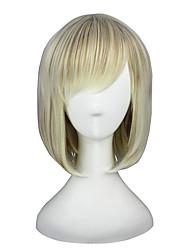 Beautiful Color Mixed Lolita 14inch Bobo wig CS-096A