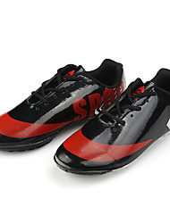 Soccer Shoes Men's Anti-Slip Anti-Shake/Damping Wearproof Breathable Outdoor Low-Top PU Soccer/Football