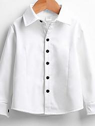 Boy Casual/Daily Print Shirt,Cotton Winter / Fall