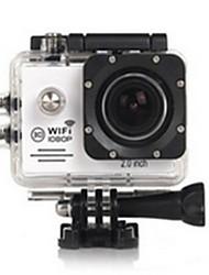 SJ7000 Action Kamera / Sport-Kamera 20MP 4608 x 3456 Wifi / Einstellbar / Kabellos / Weitwinkel 30fps nein ± 2 EV nein CMOS 32 GB H.264